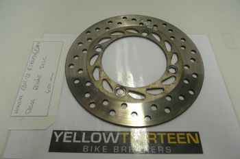 HONDA CBR125 RSF  REAR BRAKE DISC 4.00 mm  #9 (CON-B)